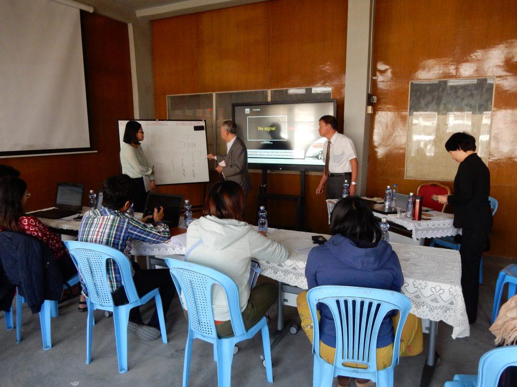 MRCCI社員向け「ISO勉強会実践編」開催